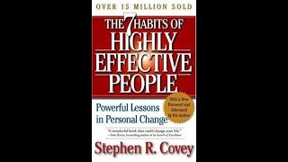 the 7 habits of highly effective people Audiobooks / Stephen R. Covey