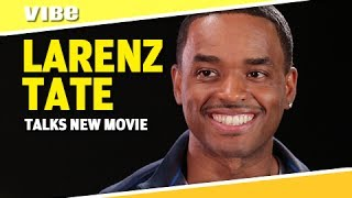 Larenz Tate Plays Identical Twin Brothers In New Movie Gun Hill
