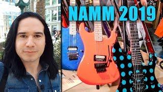 New Guitars at NAMM 2019! - Kramer, Jackson, Charvel, Kiesel, Ibanez, ESP and more!