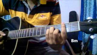 Itni Si Baat Hai Guitar Lesson | Chords | Arijit Singh | Azhar | Emraan Hashmi