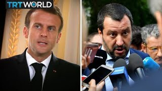 What's really behind the spat between France and Italy?