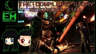 Resident Evil The Complete Story #7 - Degeneration The Movie