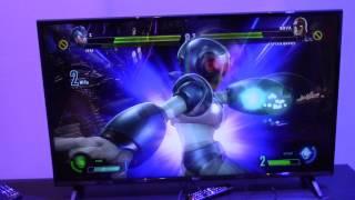 Marvel vs Capcom Infinite - X & Zero vs Captain Marvel & Nova (E3 2017)