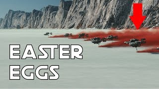 15 Things You May Have Missed in Star Wars: The Last Jedi