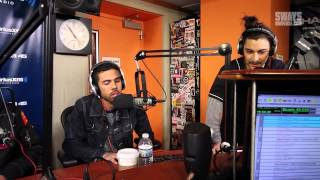 Friday Fire: Mibbs, Vic Mensa and Tokyo Kick FIRE Freestyles on Sway in the Morning