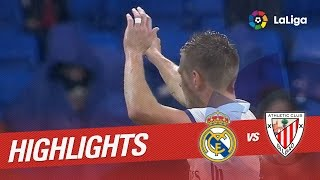 Resumen de Real Madrid vs Athletic Club (2-1)