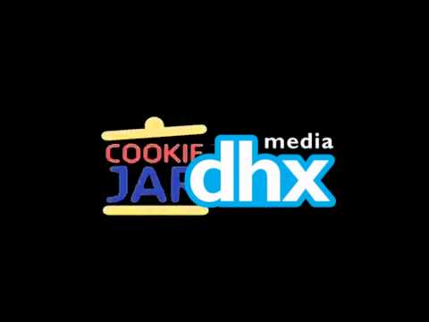 the New DHX Cookie Jar Logo