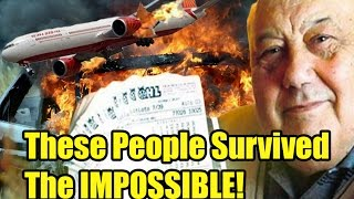 5 People Who MIRACULOUSLY Survived The Impossible