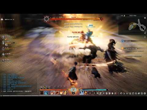 watch Bless Online Instanced Dungeon Party Gameplay