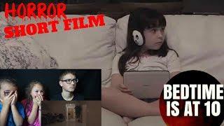 [FNSHF - 34] Bedtime Is At 10 Short Horror Film Reaction!!!