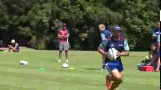 Benji Marshall shows the Blues his old tricks
