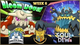 CITY OF BROTHERLY BULK! Seattle Drizzlers vs. Philadelphia Soul Dew! APA Season 5 - Week 6