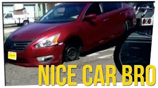 Man Jumps on Tow Truck After Car is Repossessed ft. Steve Greene, Nikki Limo,  DavidSoComedy