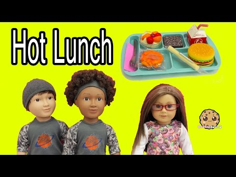 Xxx Mp4 My Life As School Boy Dolls American Girl Hot Lunch Tray Food Set Toy Review 3gp Sex