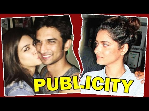 Xxx Mp4 Sushant Singh Rajput BROKE UP With Ankita Lokhande For PUBLICITY Bollywood News 3gp Sex