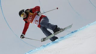 Is Hungary's Elizabeth Swaney the biggest sport of the Winter Olympics?