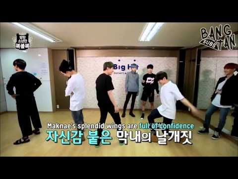 [ENG] 150527 STARCAST: BTS' Lucky Draw - EP 1 (Charades)