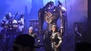 AJ Designs: He is the Gipsy Avenger! - Pacific Rim 2 Cosplay