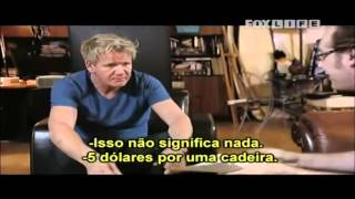 Kitchen Nightmares (Especial Edition) The Burger Kitchen Part I