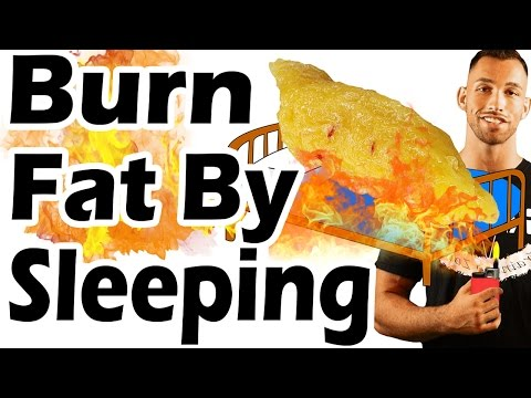 How to Lose Belly Fat Overnight While Sleeping | Best Way to Burn Fat While Asleep Fast
