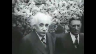 Albert Einstein - las  mejores grabaciones em vivo- recuerdos