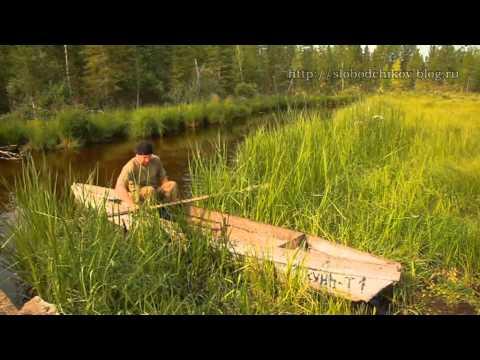 рыбалка в глухой сибири видео