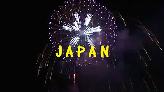 NEW YEARS 2015 FIREWORKS | JAPAN