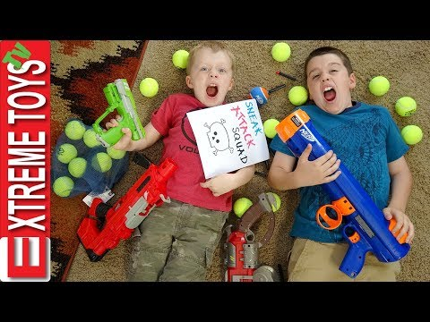 Xxx Mp4 Extreme Toys Shorts Ethan And Cole Sneak Attack Squad Nerf Bazooka Blast 3gp Sex