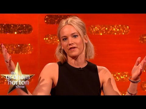 Jennifer Lawrence Doesn t Get Eddie Redmayne s Dirty Jokes The Graham Norton Show