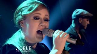 Adele - Rolling In The Deep (Live at Alan Carr Chatty Man)