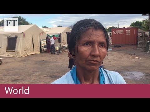 Xxx Mp4 Refugees Flee From Venezuela Crisis 3gp Sex