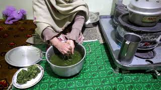 HOW WE MAKE DRY VEGETABLE RECIPE HERE IN NAGAR VALLEY - GILGIT BALTISTAN - PAKISTAN