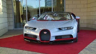 Meet the Dallas man who just bought a $3-million Bugatti for his father