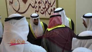 غبقة الشيخ ناصر المحمد بحضور كبار الشخصيات 23-05-2018