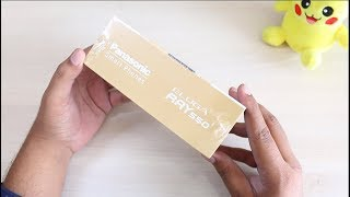 Panasonic Eluga Ray 550 Unboxing, Hands on, Camera, Features