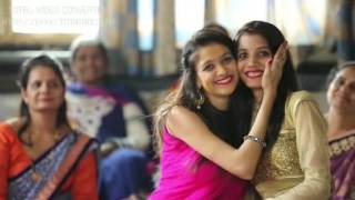piya ghar aavenge  sujita+jignesh wedding family song by sat studio 1