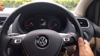 New Volkswagen Polo 1.2 mpi Highline September 2016 Petrol model India | Toffee Brown | Full review