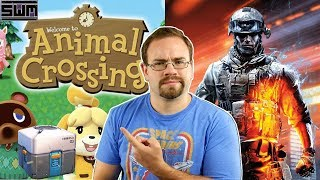 Animal Crossing Gets...Loot Boxes?! And Battlefield Going Battle Royale? | News Wave!