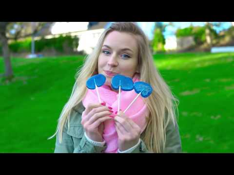 sarabeautycorner DIY Giant Lollipop! How to Make the Biggest Candy in the World 2016