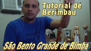 Tutorial de berimbau #5 (Toque São Bento grande / São Bento de Bimba / Regional)