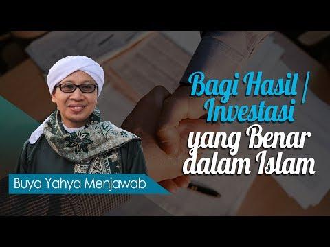 Bagi Hasil  Investasi yang Benar dalam Islam - Buya Yahya Menjawab
