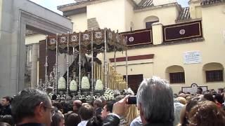 Entrada Palio Misericordias 2012 Semana Santa Ecija
