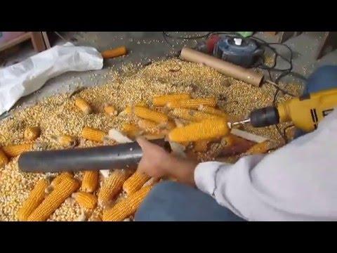 Кукурузо чистка своими руками - Ruslanproject.ru