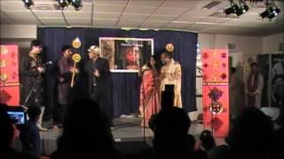 Kurukhetre Lonka kando - a modern epic play