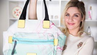 Çantamda Ne Var - Bebek Çantası | Merve Özkaynak