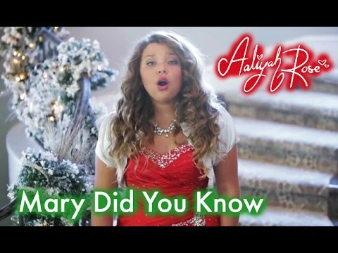 Mary Did You Know - 12