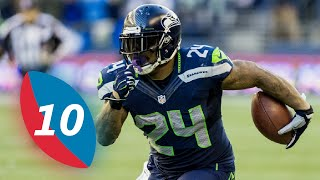 Marshawn Lynch Top 10 Plays of Career