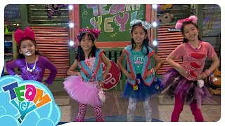 Sound Check: Little Yey Sings Aba Daba | Team Yey Season 2