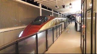 フリーゲージトレイン(FGT)3次車 九州新幹線 試運転初日 Gauge Changeable Train(Shinkansen)