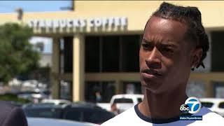 Torrance Starbucks customer says he was denied bathroom access because he's black